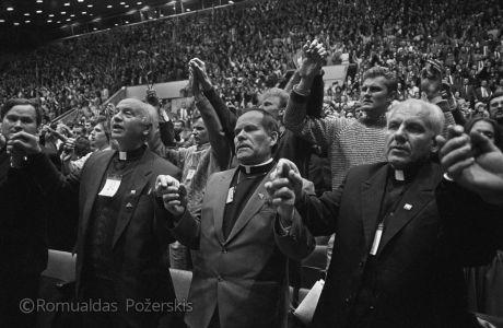 Romualdas Požerskis. 1988-10-23.-Sajudzio-suvaziavimas