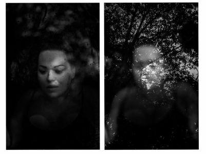 """Liucija Karalienė fotografija """"Medžiai"""", Canon 6 D, sukūrimo metai 2018 m."""