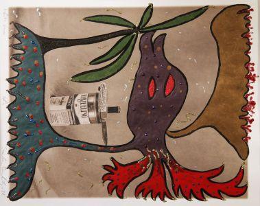 """Saulius Paukštys. Fotografija iš ciklo """"Van Dyke atspaudai miesto detalės"""". Fotografijos matmenys 24 x 30 cm arba 30 X 40 cm. 2017 - 2018 m. Fotografijos kaina 270 Eur."""