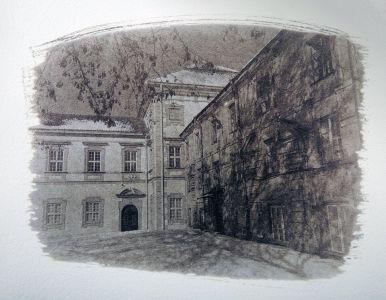 """Saulius Paukštys. Fotografija iš ciklo """"Vilniaus vaizdai"""". Fotografijos matmenys 24 X 30 cm. arba 30 X 40 cm., fotografijos kaina 100 Eur."""