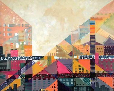 Margarita Adomavičienė. Miestas-3-80x100