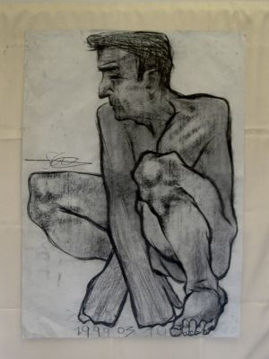 Vytenis Sinkevičius. Prieš kovą. 1999