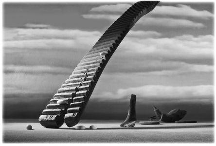 """Rymantas Penkauskas. Fotografija iš serijos """"Sub Specie Aeternitatis"""". Spauda, 60 X 90 cm. , 320 €"""