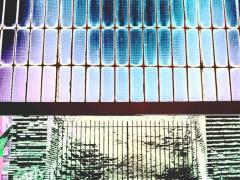 """Algimantas Kezys. """"Architektūros fragmentas"""". Italija"""