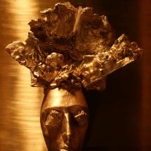 Saulius Kuizinas. From the serie ''Masks''.