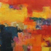 Hiroshi Matsumotto. Painting. 2015-2. Size 91 X 72,7 cm. Canvas, oil. Japan.