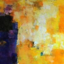 Hiroshi Matsumotto. Painting. 2014-3. October. Size 60,6 X 91 cm. 2014. Japan.
