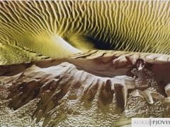 """Vaclovas Straukas. Iš ciklo """"Kopos"""". Spalvota fotografija, 60 x 44 cm."""