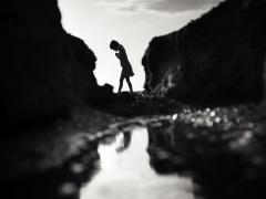 """Mindaugas Gabrėnas. """"Pirmieji žingsniai"""". Fotografija."""