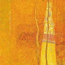 Arūnas Žilys. ''Relax''. Size 100 X 120 cm. 1999.
