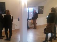 Iridijus Švelnys. Fotografijų parodos atidarymas. Berlynas