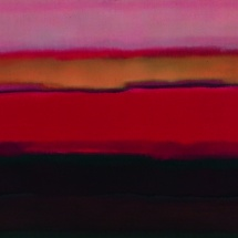 Audrius Gražys. From the cycle ''Distances''. Canvas, oil. Size 80 X 70 cm. 2004.