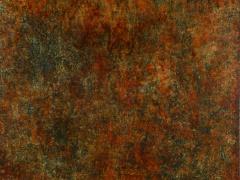 """Audrius Grazys Iš ciklo """"Tylios struktūros"""" 2007 m. Drobe, aliejus 150 X 150 cm."""