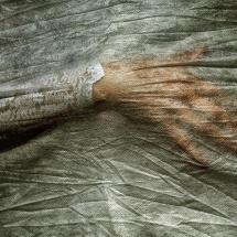 "Ingrida Mockutė- Pocienė. Photograph from the serie ""MUTABOR"". Size of the photograph 100 X 60 cm. Price 350 Eur."