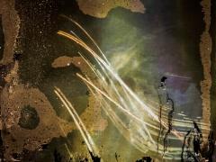 """Žilvinas Kropas """"113 dienų soliaografijos"""" fotografijos matmenys 60X 60 cm. fotografija sukurta 2017 metais. Fotografijos kaina 700 Eur. Ribotas leidimas 1/5"""