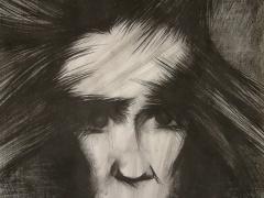 Vytenis Sinkevičius A. Warhol psiichological portrait 2005.
