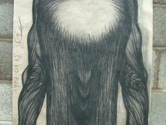 "Vytenis Sinkevičius ""Anger"" 1999."