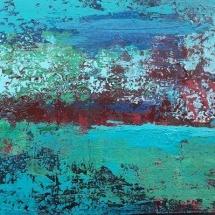 "Jurgita Pakerytė-Ziabliceva ""It's breaking"", 40 x 60 cm, 2016. Price – 150 EUR."