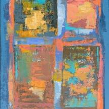 """Jurgita Pakerytė-Ziabliceva """"In the Rhythm of Morocco; door"""", 60 x 80 cm. Price – 150 EUR."""
