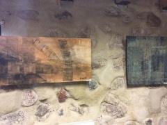 Fragmentai iš tapytojos Egidijos Brinkytės parodos
