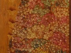 """Arturas Aliukas """"Rudens lygiadienis"""" 67X 186 cm. 2012 m."""