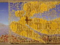 """Arturas Aliukas """"Sirenai""""2010 m. 63X 150 cm."""