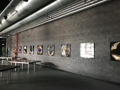 """Fragmentai iš fotomenininko Iridijaus Švelnio parodos """"Lietuvos senamiesčiai""""  Žalgirio Arenoje  fotografavo Iridijus Švelnys"""
