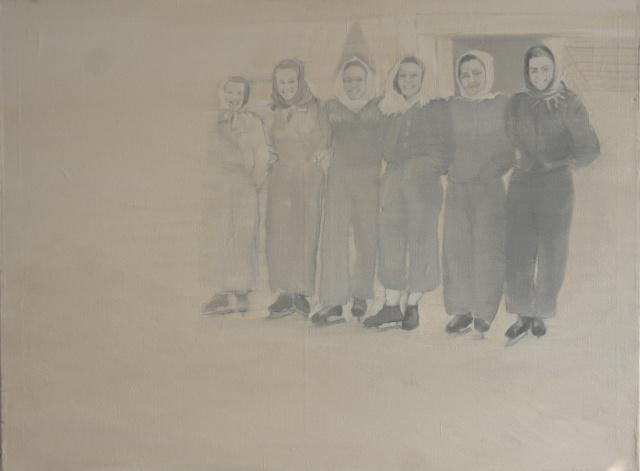 Jūratė Kluonė. 1955 lagerio čempionės