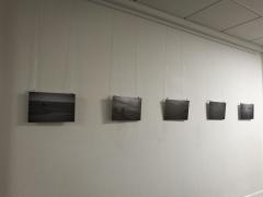 Fragmentai iš Juliaus Kelero parodos fotografavo Kristina Valasevičienė