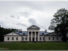"Alvydas Šalkauskas  fotografija ""Paliesiaus dvaras"", Lietuva 2017 m."