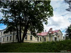 """Alvydas Šalkauskas  fotografija """"Saldutiškio dvaras"""", Lietuva, 2011 m."""