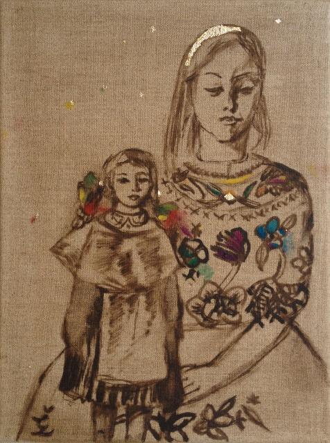 Moteris. Gabrielė Biering-Žemaitytė