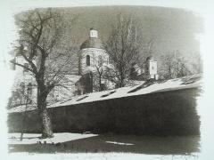 Saulius Paukštys fotografija iš ciklo 'Vilniaus vaizdai' fotografijos matmenys 24X30 cm. arba 30X40 cm. fotografijos kaina  100 Eur.