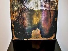 Žilvino Kropo darbas grupinėje parodoje Anglijoje