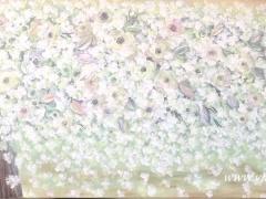"""Viktorija Jasinskaitė-Bobina """"Vasarinis ryto gaivumas"""" paveikslo matmenys 140X60 cm. paveikslo kaina 540 Eur. Parduotas."""
