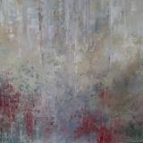 Laima Jonynaitė-Giedraitienė paveikslas ''Aguonos