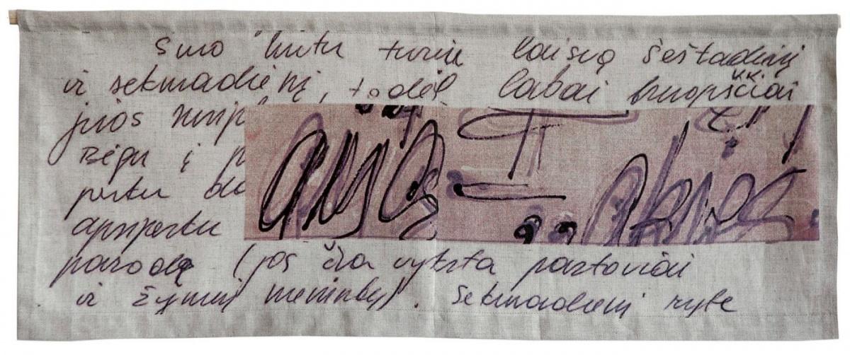 Emigranto laiškas