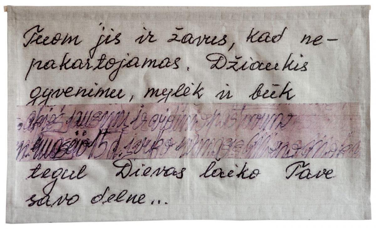 Evdokijos laiškas