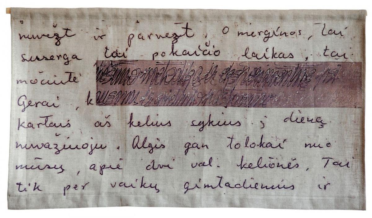 Laiškas iš užjūrio